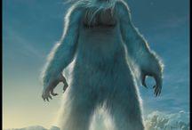 Fantasy Creatures & Monsters / Immagini di creature e mostri del mondo fantasy