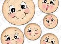 faces/bonecas