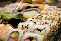 sushi / by Twixle Twixle