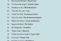 Listas de música