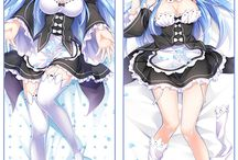 Dakimakura / All about your beloved dakimakura❤Lots of Anime fans own their waifu dakimakura to hug with,It's very comfort and soft.Take your beloved waifu home now! https://www.coosfly.com
