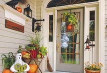 Porch Decoration