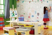 Kids Rooms / The kids rooms I always wanted to create!