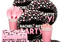 Bachelorette Party Ideas / Last Fling Before the Ring