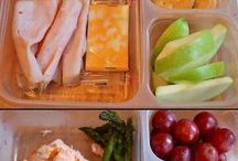 Lunch Box Meals / Your favorite meals, breakfast, lunch, or dinner.. in a LUNCHBOX!!