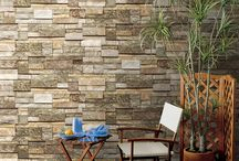 Ultrawalls Wall Paper Wood Effect / Affordable Designer Wallpaper, designed and created for Wonderful Walls, Trendy, Contemporary Interior Decoration, for contract and domestic use