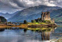 England & Scotland & Ireland culture