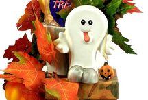 Halloween Gift Baskets / Gift Baskets for Halloween