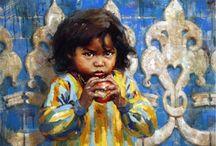 My Oil Painting Works / My oil painting works