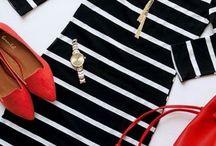 Hogy viseld a csíkos pólót, amúgy párizsi módra