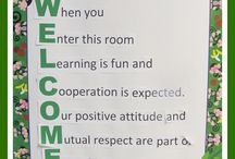 Classroom deco / Education