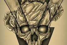 skull desing