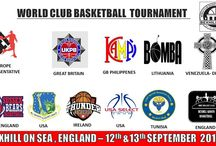 Bexhill. England / World Basketball Cup