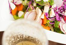 Salads / by Sarah Geiger