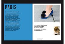 publications - layout / by Jess Wright