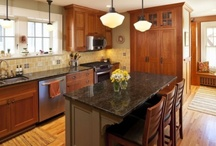 kitchen remodel ideas / by Faye Otero