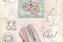 scarpe donna disegno