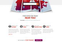 Digital design - Websites