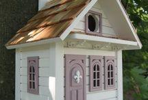 Love Birdhouses / by Charlene Hornbaker Mulcahy