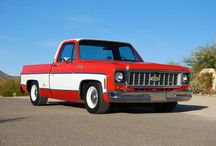 Future project:  Chevy C10
