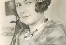 Hela Kraskowska (1908-1965) / Kreacje mojej Babci