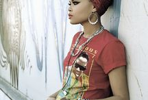 Oh Andra! / Andra Day.........loving her style