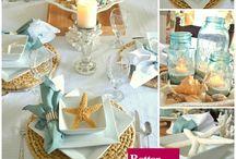 Decorations / White