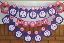 Birthday Ideas / by Tosha Dowell