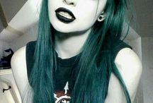 pastel goth ❤❤❤