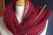 Knit wrap