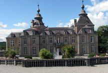 Château de Modave / Le magnifique château de Modave  http://www.modave-castle.be/
