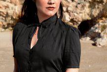 blouse neckline