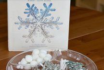 Work-Snow/Snowflake Inquiry