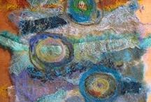 Felt, Fiber and Beyond / by Marsha Hodgkins