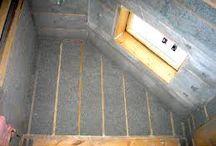 Cellulose, insulated panels/celuloza
