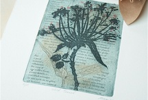 print making / by Nancy Goemans