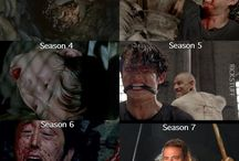 All the walkers sing!