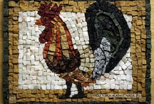 my mosaic birds