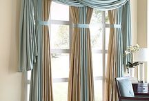 Antique Pelmets, Canopies and Curtains