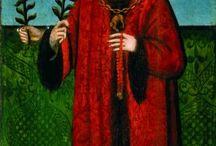 Św. Kazimierz Jagiellończyk Królewicz