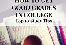 College Advice / by Hollie Schultz