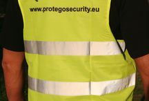 New #security vests / Beginning with May 1, our #security #guards will start wearing new vests. The new model will gradually replace the old one. #ochrona #warszawa #ochrona #mienia #firma #ochroniarska
