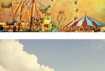 Fairground / by Michelle Hampson