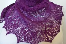 Creations / Items I have knit.