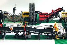 Lego GBC (Great Ball Contraption)