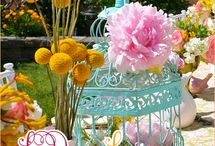 Shabby Chic Baby Shower / Shabby Chic Baby Shower Party Planning Ideas