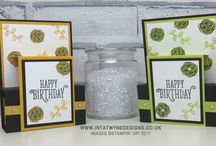 Intatwyne Designs - Birthday Extravaganza Video Tutorials / This board is all the videos from the Intatwyne Designs Birthday Extravaganza 2017. All supplies can be purchased through my online shop 24/7 www.intatwynedesigns.stampinup.net if you make any of these projects please share using #intatwynedesigns I'd love to see your creations.