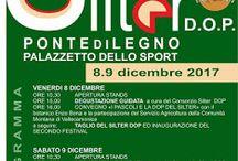 Festival del Silter DOP 8-9 dicembre Ponte di Legno (BS)