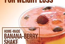 Weight loose shakes!