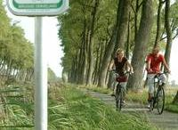 Cycling around Bruges